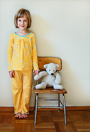 Knit patterns by oliver + s