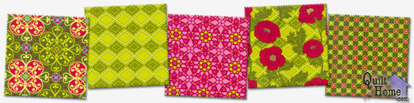 DC4130-Moss, DC4133-Lime, DC4129-Pink, DC4128-Lime, DC4134-Moss