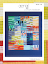 Aerial Quilt Pattern by Carolyn Friedlander