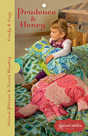 Prudence & Henry Pattern by Valori Wells