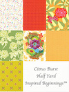 Citrus Burst Half Yard Inspired Beginnings™