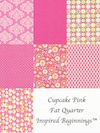 Cupcake Pink Fat Quarter Inspired Beginnings™