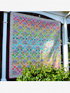 Daisy Chain Light Quilt Kit by Tula Pink
