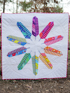 Flock Together Quilt Kit by Tula Pink