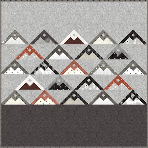 Mountainside Quilt Kit