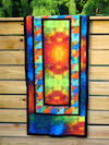Stained Glass Windows Wall Hanging Kit by Sue Penn