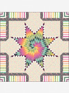 Starburst Quilt Kit by Tula Pink