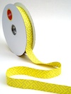 Corridors Jacquard Ribbon - Citron by Patty Young