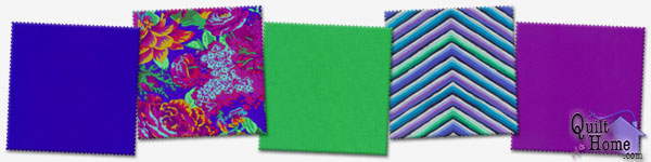 Designer Solids with Kaffe Fassett & Philip Jacobs