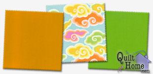 S09-Orange, GP86-Duck Egg, S18-Lime