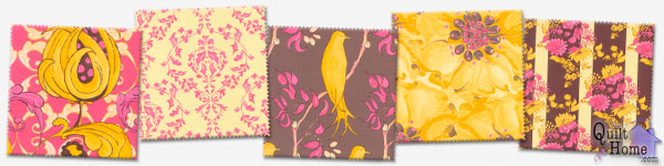 Tina Givens — Treetop Fancy — Pink / Papaya Palette