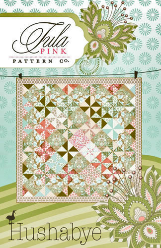 Hushabye Quilt Pattern by Tula Pink