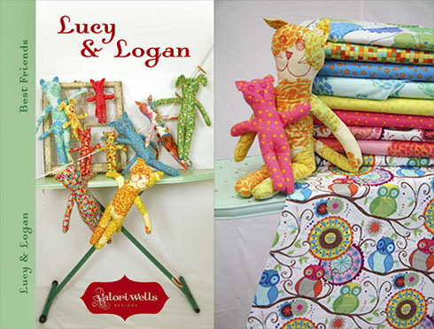 Lucy & Logan by Valori Wells