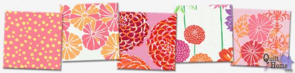 Valori Wells—Del Hi—Mediterranean Palette (2) : VW23-Blossom, VW20-Blossom, VW17-Scarlet, VW15-Multi, VW19-Ruby