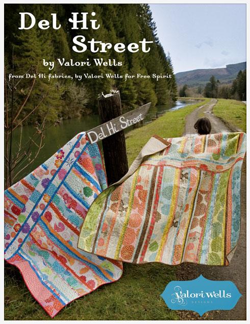 Valori Wells — Del Hi Street Quilts