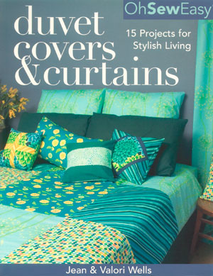 Duvet Covers & Curtains by Jean & Valori Wells