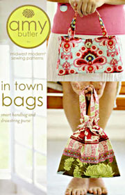 Amy Butler's In Town Bags Pattern