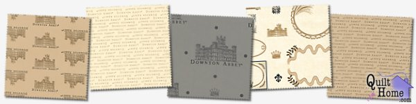 Downton Abbey® — Logos and Labels Collection