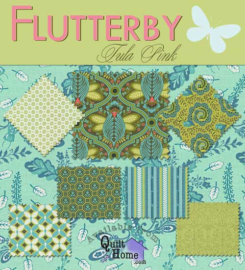 Enable Images to see Tula Pink's Flutterby
