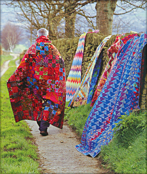 Enable Images to see Kaffe Fassett