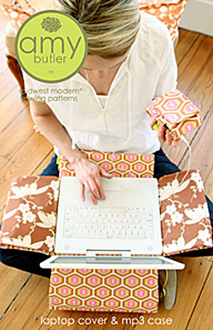 Laptop Cover & MP3 Case Pattern