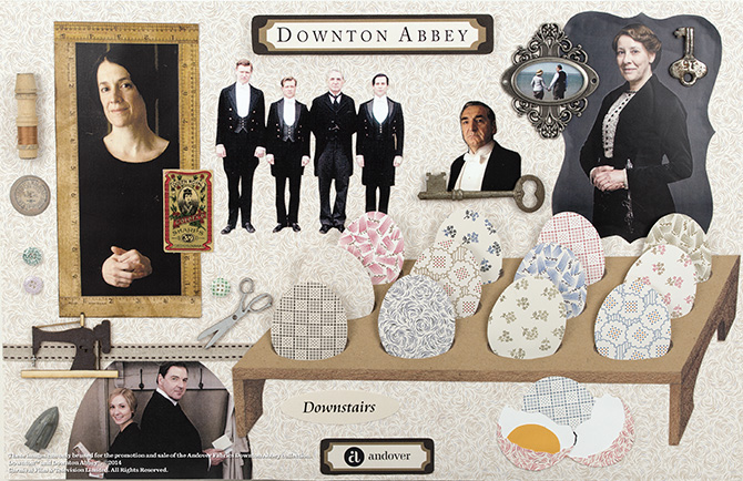 Downton Abbey® - Downstairs Collection