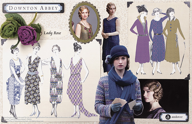 Downton Abbey® - Lady Rose Collection