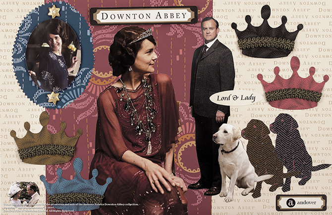 Downton Abbey® - Lord & Lady Collection