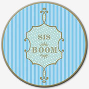 Sis Boom Logo