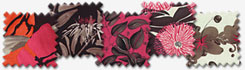 Enable Images to see Sweet Poppies - Black/Raspberry
